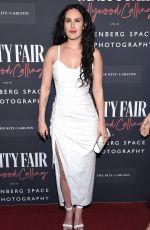 RUMER WILLIS at Vanity Fair: Hollywood Calling Opening in Century City 02/04/2020