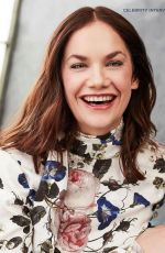 RUTH WILSON in Candis Magazine, March 2020