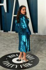 SALMA HAYEK at 2020 Vanity Fair Oscar Party in Beverly Hills 02/09/2020