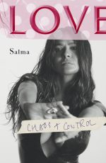 SALMA HAYEK in Love Magazine, February 2020 Issue