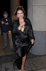 SAM FAIERS at Brit Awards After-party in London 02/18/2020