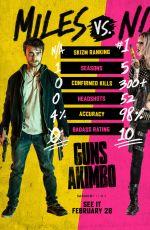 SAMARA WEAVING - Guns Akimbo Promos