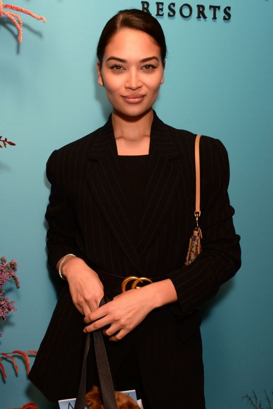 SHANINA SHAIK at Natalia Vodianova x Maxx Resorts Party in London 02/17/2020