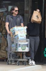SHANNEN DOHERTY Out Shopping in Malibu 02/18/2020