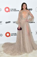 SHANTEL VANSANTEN at Elton John Aids Foundation Oscar Viewing Party in West Hollywood 02/09/2020