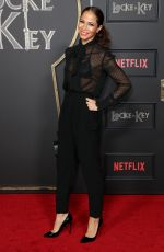 SHERRI SAUM at Locke & Key Series Premiere in Hollywood 02/05/2020