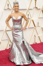 SIBLEY SCOLES at 92nd Annual Academy Awards in Los Angeles 02/09/2020