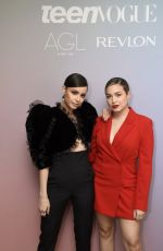 SOFIA CARSON at Teen Vogue Celebrates Young Hollywood 2020 in West Hollywood 02/05/2020