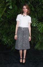 SOFIA COPPOLA at Charles Finch and Chanel Pre-oscar Awards in Los Angeles 02/08/2020