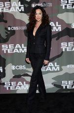 SOFIA MILOS at Seal Team Premiere in Los Angeles 02/25/2020
