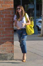 SOFIA VERGARA Leaves Nail Salon in Beverly Hills 02/19/2020