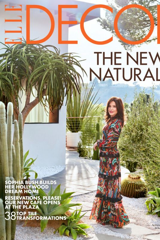 SOPHIA BUSH in Elle Decor Magazine, March 2020