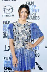 STEPHANIE BEATRIZ at 2020 Film Independent Spirit Awards in Santa Monica 02/08/2020