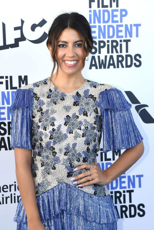 STEPHANIE BEATRIZ at 2020 Film Independent Spirit Awards in Santa Monica 02/08/2020