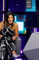 STEPHANIE BEATRIZ at A Little Late with Lilly Singh in Hollywood 02/06/2020