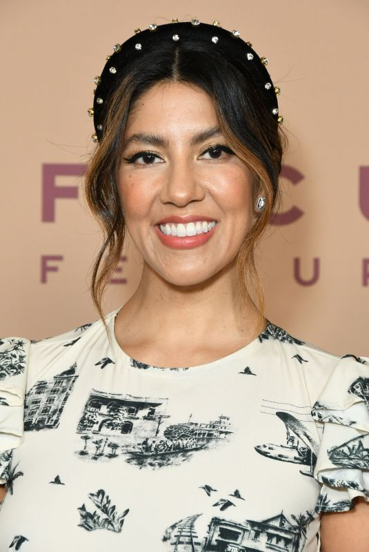 STEPHANIE BEATRIZ at Emma. Premiere in Los Angeles 02/18/2020