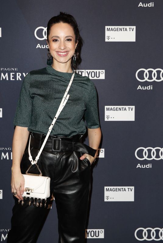 STEPHANIE STUMPH at Audi Berlinale Brunch 02/23/2020