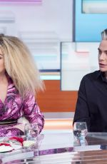 TALLIA STORM at Good Morning Britain Show in London 02/14/2020