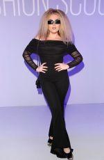 TALLIA STORM at Pam Hogg Show at London Fashion Week 02/16/2020
