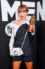 TAYLOR SWIFT at NME Awards 2020 in London 02/12/2020