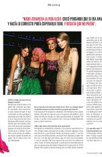 TAYLOR SWIFT in Mujer Hoy Magazine, Spain January 2020
