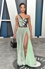 TESSA THOMPSON at 2020 Vanity Fair Oscar Party in Beverly Hills 02/09/2020