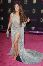 THALIA at Premio Lo Nuestro 2020 in Miami 02/20/2020