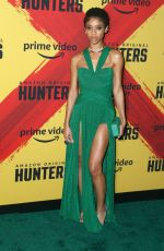TIFFANY BOONE at Hunters TV Show Premiere in Los Angeles 02/19/2020
