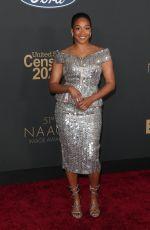 TIFFANY HADDISH at 51st Naacp Image Awards in Pasadena 02/22/2020