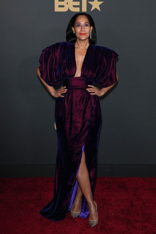 TRACEE ELLIS ROSS at 51st Naacp Image Awards in Pasadena 02/22/2020
