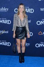 VALE GENTA at Onward Premiere in Hollywood 02/18/2020