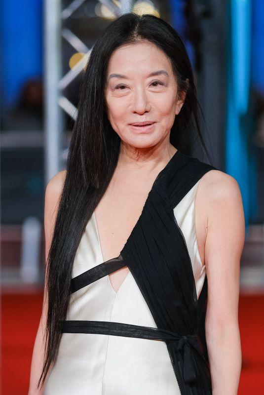 VERA WANG at EE British Academy Film Awards 2020 in London 02/01/2020