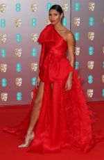 VICK HOPE at EE British Academy Film Awards 2020 in London 02/01/2020