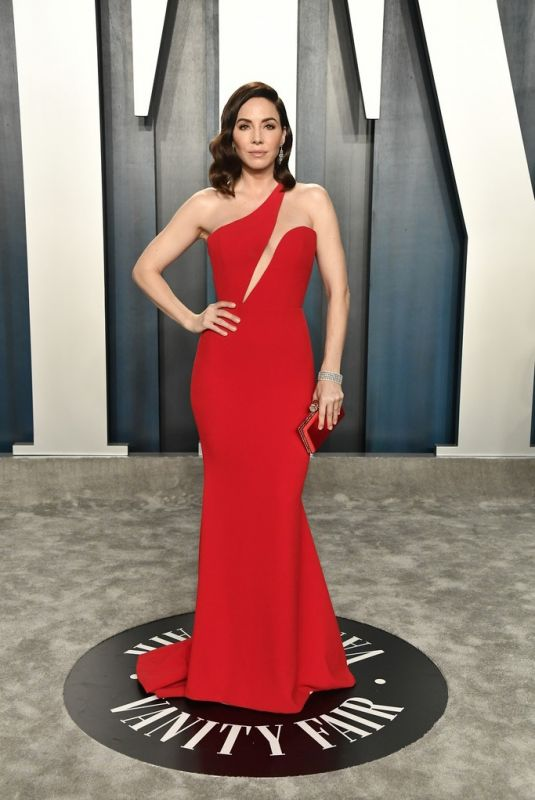 WHITNEY CUMMINGS at 2020 Vanity Fair Oscar Party in Beverly Hills 02/09/2020