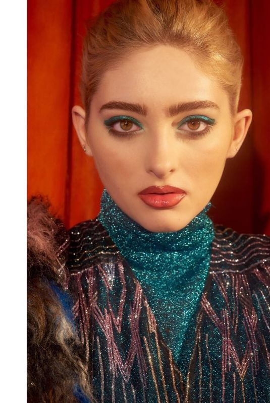 WILLOW SHIELDS at a Photoshoot, February 2020