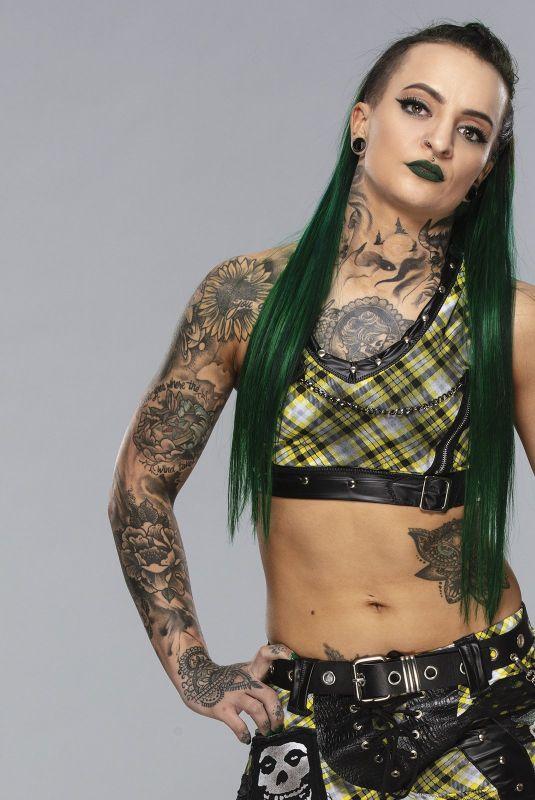WWE - Ruby Riott Return Photoshoot
