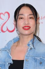 YI ZHOU at Open Hearts Foundation 10th Anniversary in Los Angeles 02/15/2020