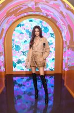 ZENDAYA COLEMAN at Solar Dream Hhosted by Fendi Launch in New York 02/05/2020