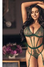 ABIGAIL RATCHFORD at a Photoshoot, March 2020