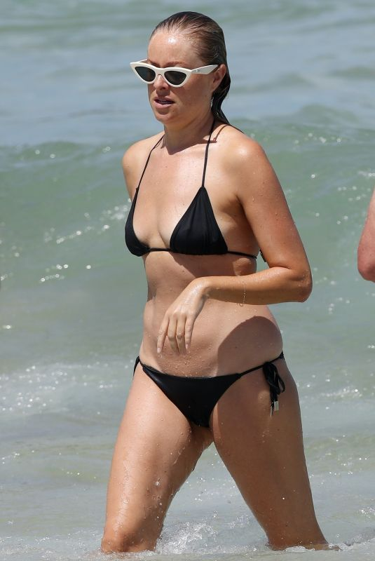 AIRLIE WALSH in Bikini at Bondi Beach in Sydney 02/29/2020