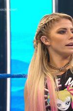 ALEXA BLISS at WWE Smackdown in Orlando 03/27/2020