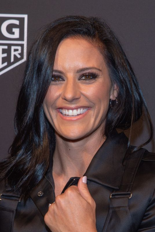 ALI KRIEGER at Launch of New Connected Watch by Tag Heuer in New York 03/12/2020