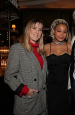 AMANDLA STENBERG at The Eddy Premiere After-party 02/27/2020