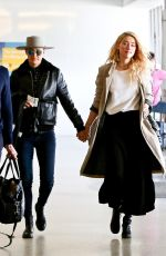 AMBER HEARD and BIANCA BUTTI at Lax Airport in Los Angeles 03/07/2020
