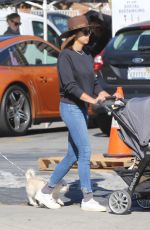 AMBER STEVENS Out and About in Los Angeles 03/24/2020