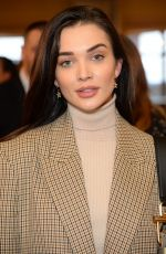AMY JACKSON at Cash & Rocket International Woman's Day Lunch in London 03/02/2020