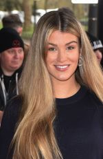 AMY WILLERTON at Tric Awards 2020 in London 03/10/2020