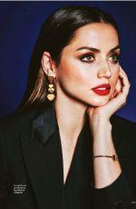 ANA DE ARMAS in Mujer Hoy Magazine, March 2020