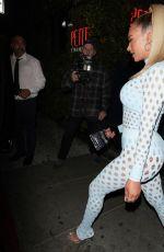 ANASTASIA KARANIKOLAOU Night Out in West Hollywood 03/11/2020