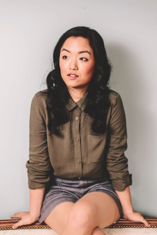 ANDREA BANG in Elle Canada 7 Canadian Actresses to Watch 2020